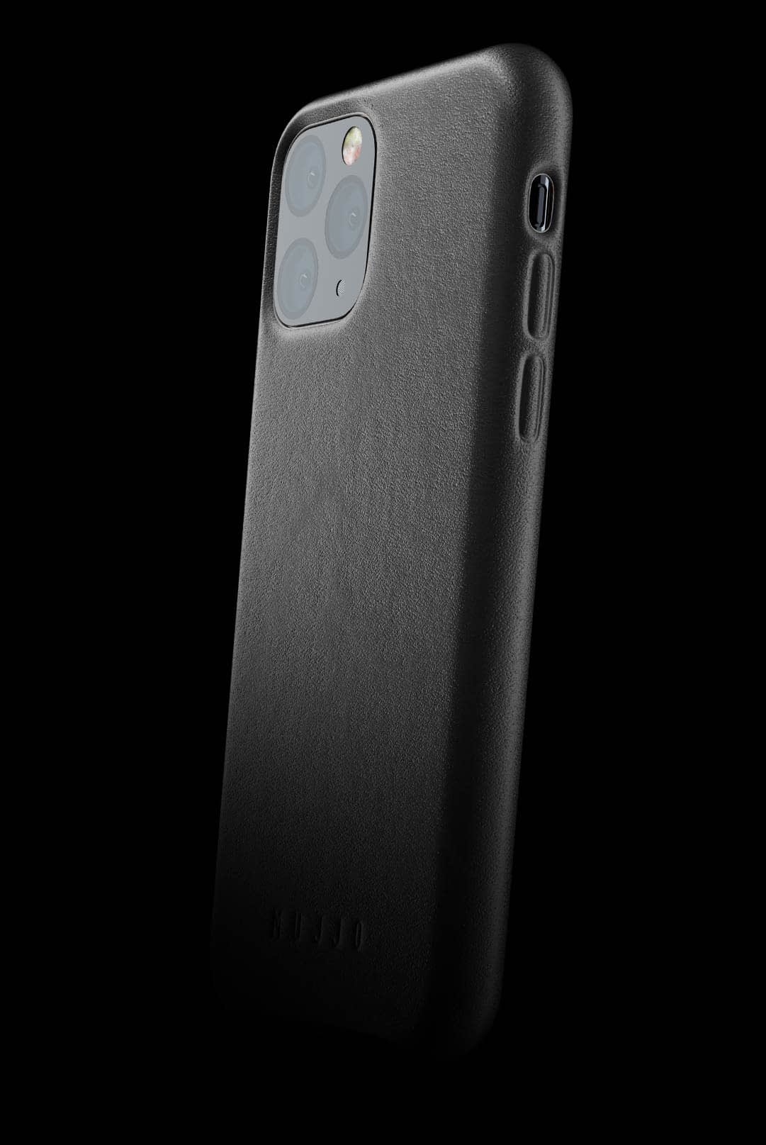 full leather case for iphone 11 pro black 002
