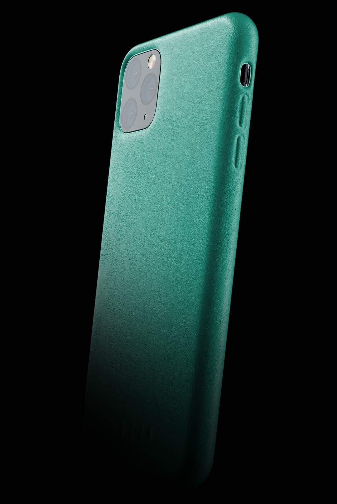 full leather case for iphone 11 pro max alpine green 002