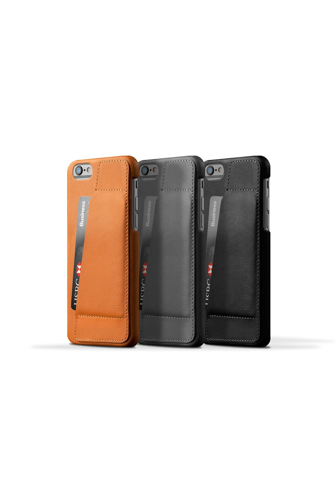 Leather Wallet Case 80° for iPhone 6 lineup