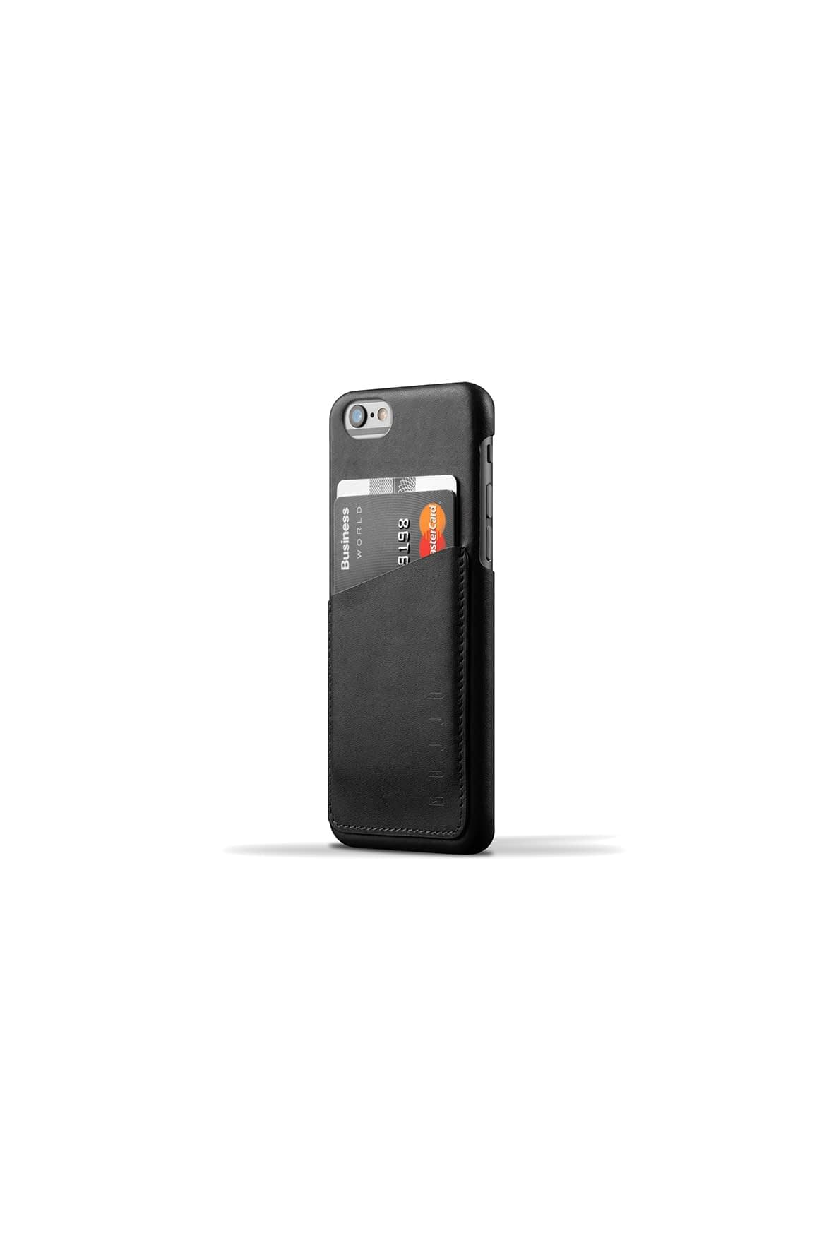 Leather Wallet Case for iPhone 6 Black 003