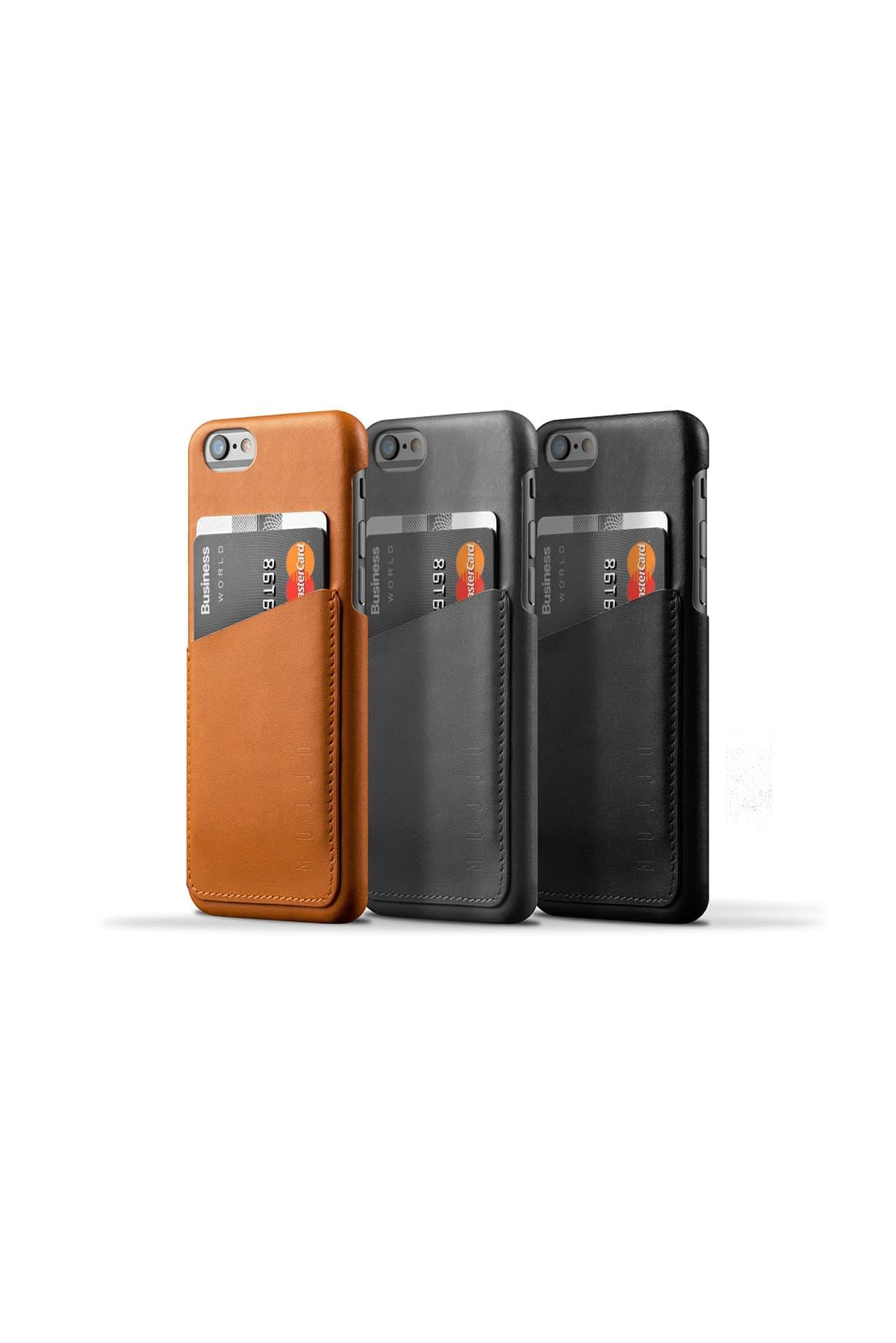 Leather Wallet Case for iPhone 6 lineup