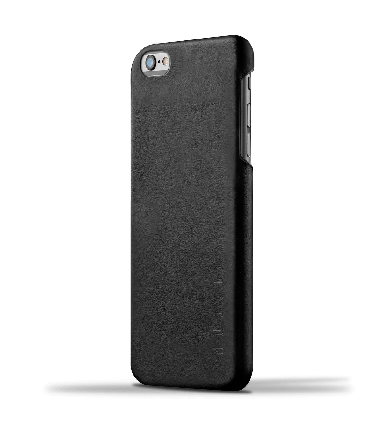 leather case for iphone 6s plus black 001
