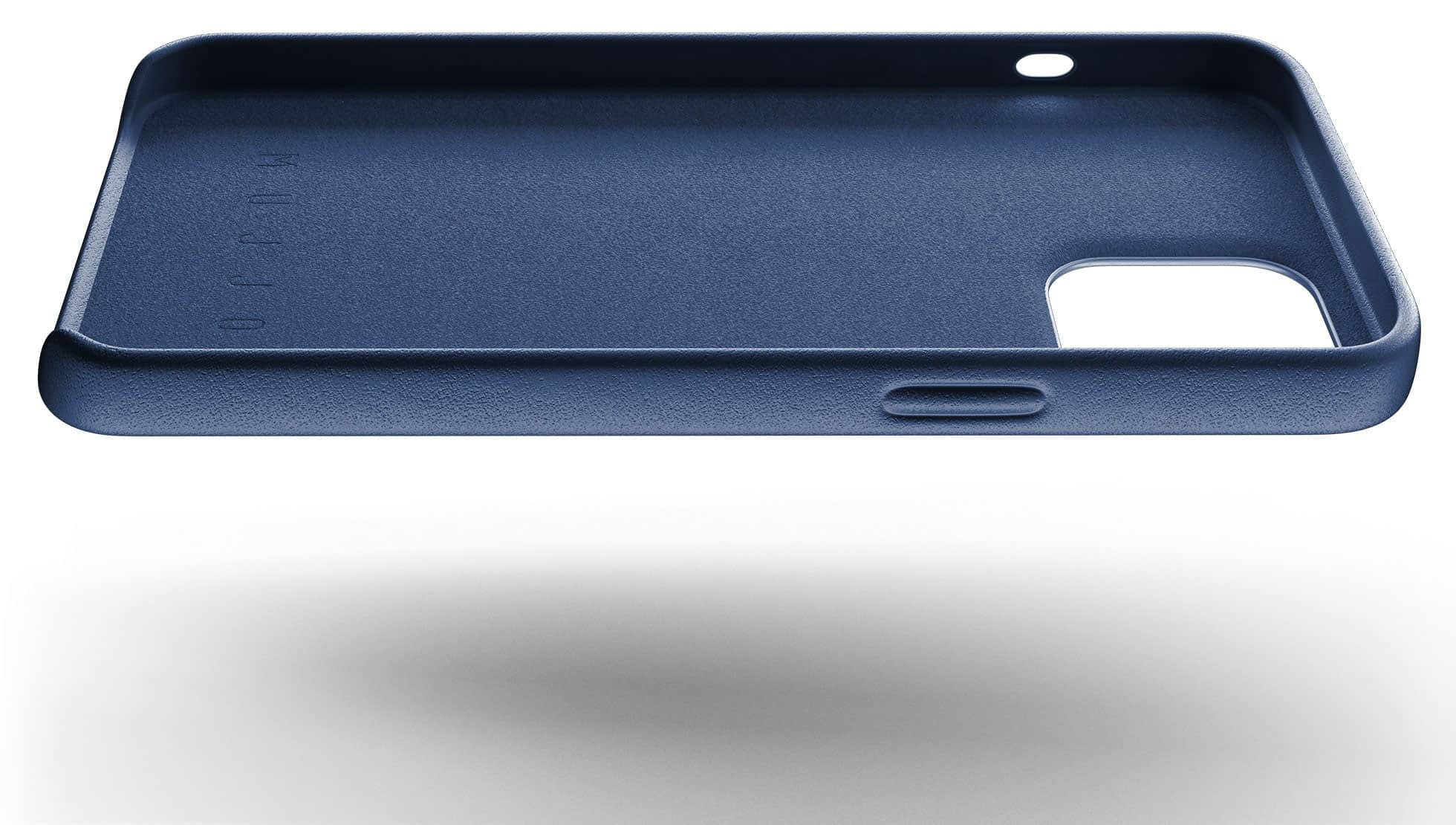 full leather case for iphone 12 pro max monaco blue 004