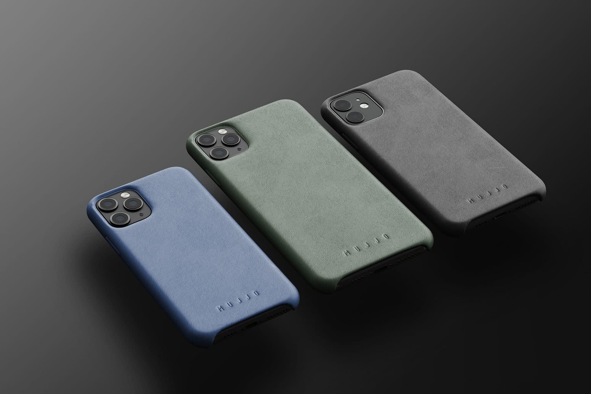 Full Leather (Wallet) Cases for iPhone 11 Pro (and Pro Max) 13