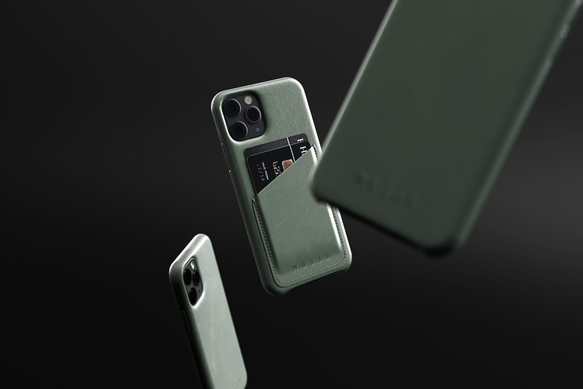 Full Leather Wallet Cases for iPhone 11 Pro and Pro Max 09