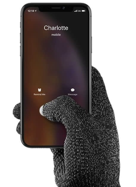 single layered touchscreen gloves 002