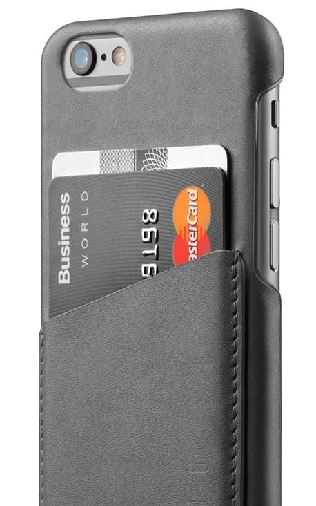 leather wallet case for iphone 6s gray 002