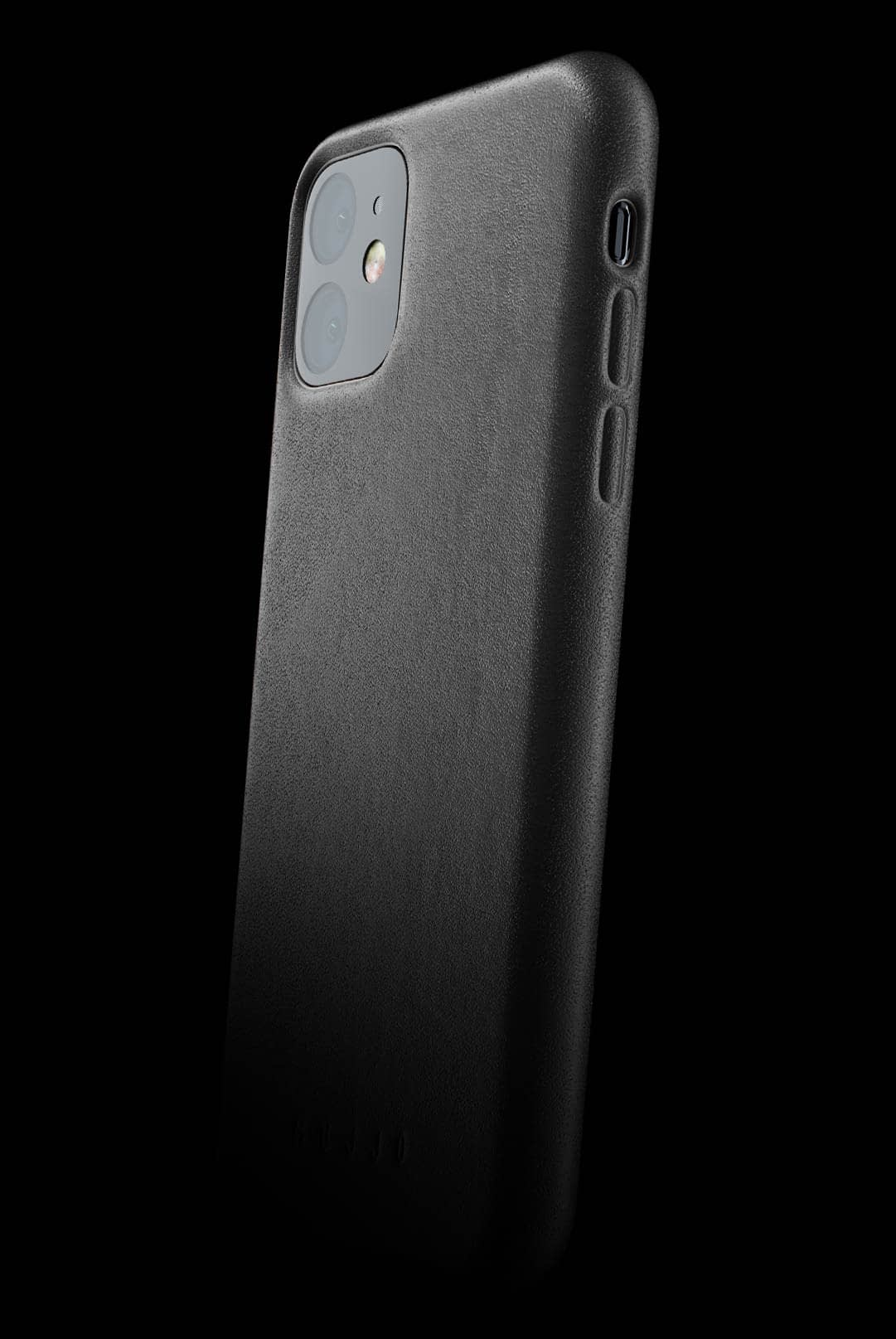 full leather case for iphone 11 black 002