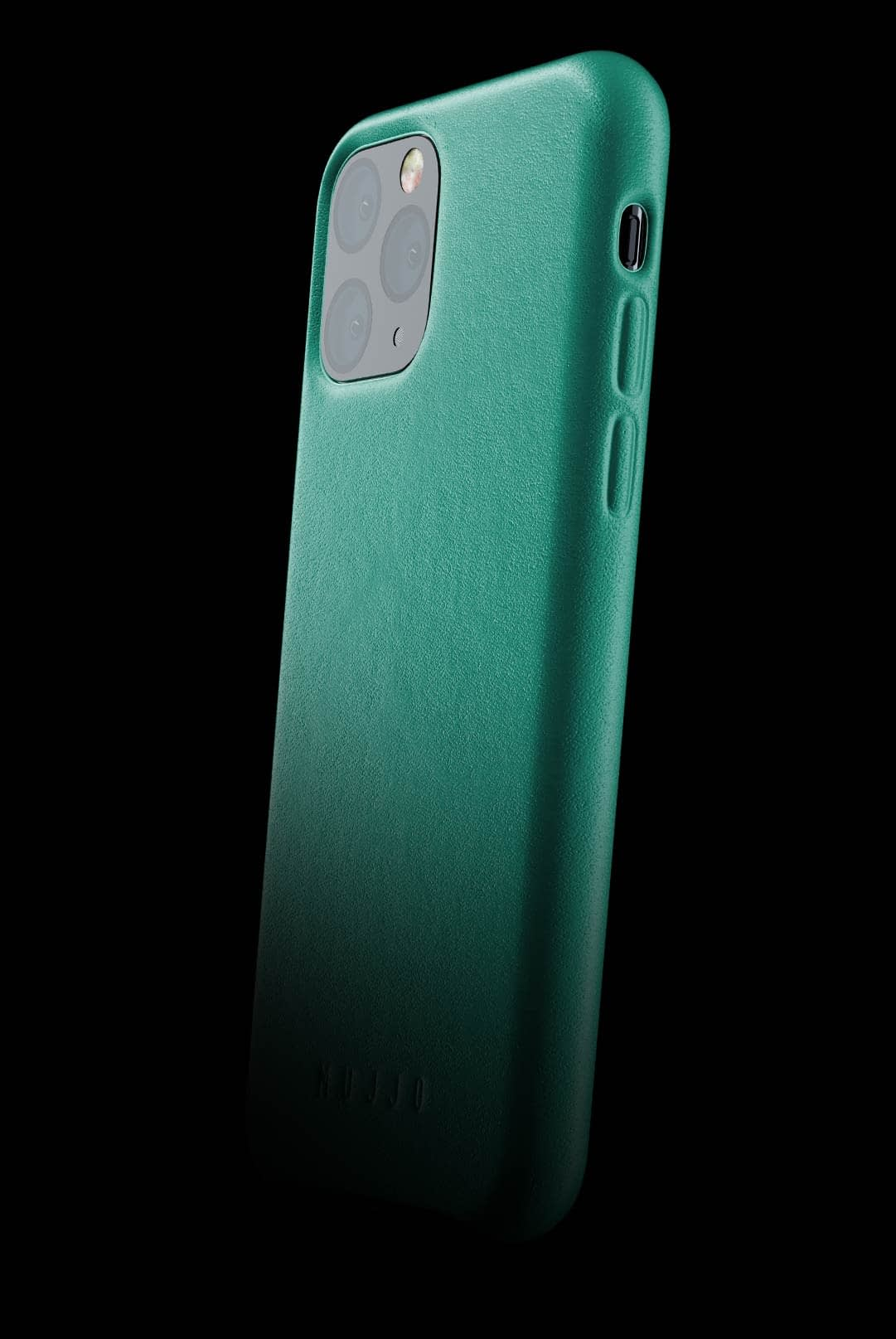 full leather case for iphone 11 pro alpine green 002