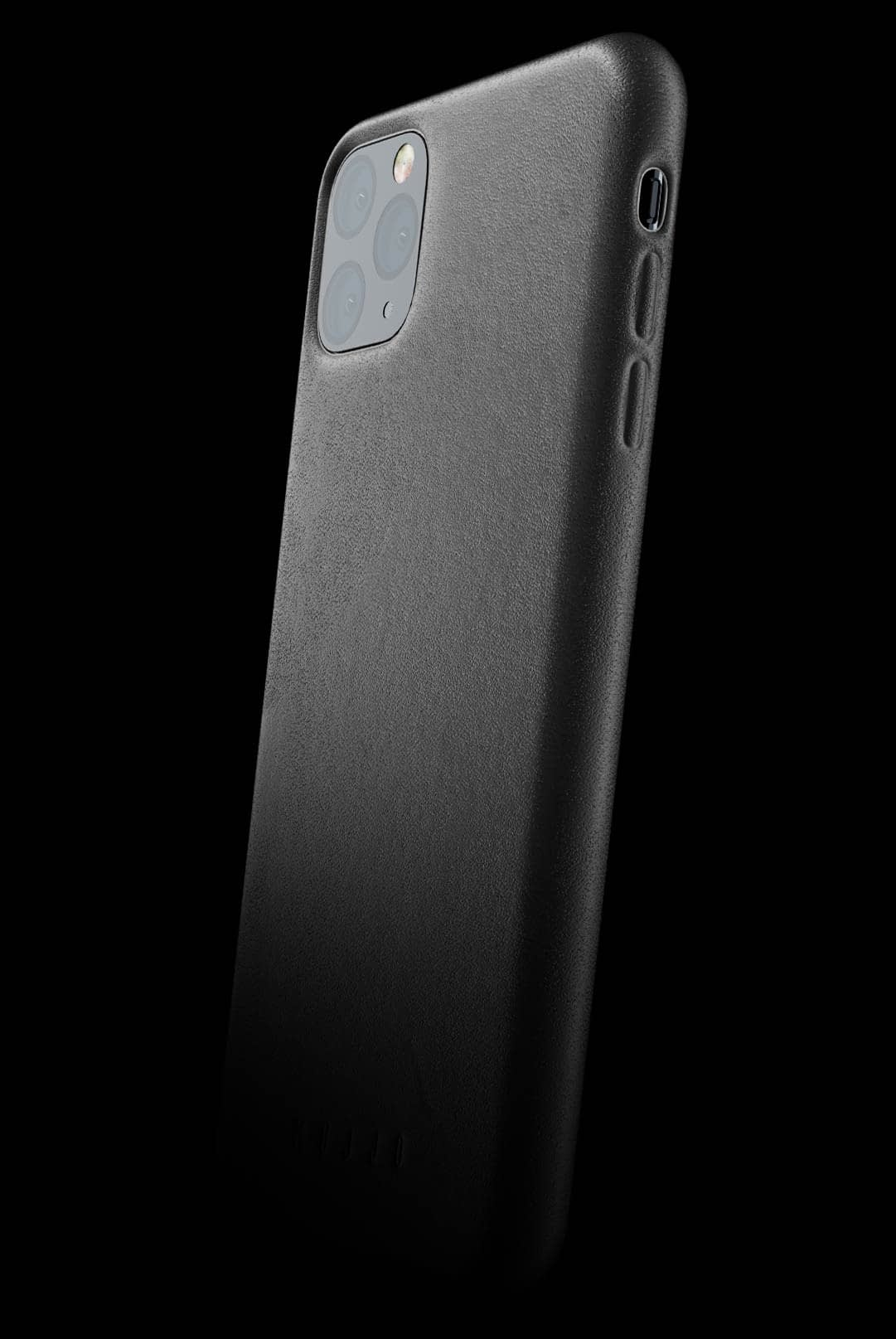 full leather case for iphone 11 pro max black 002
