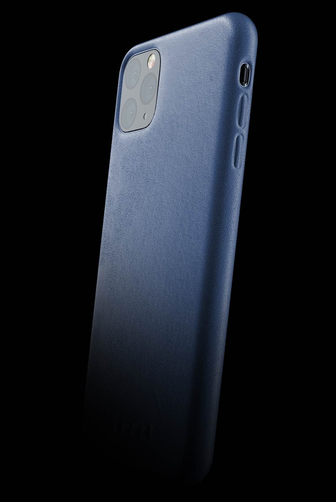 full leather case for iphone 11 pro max monaco blue 002