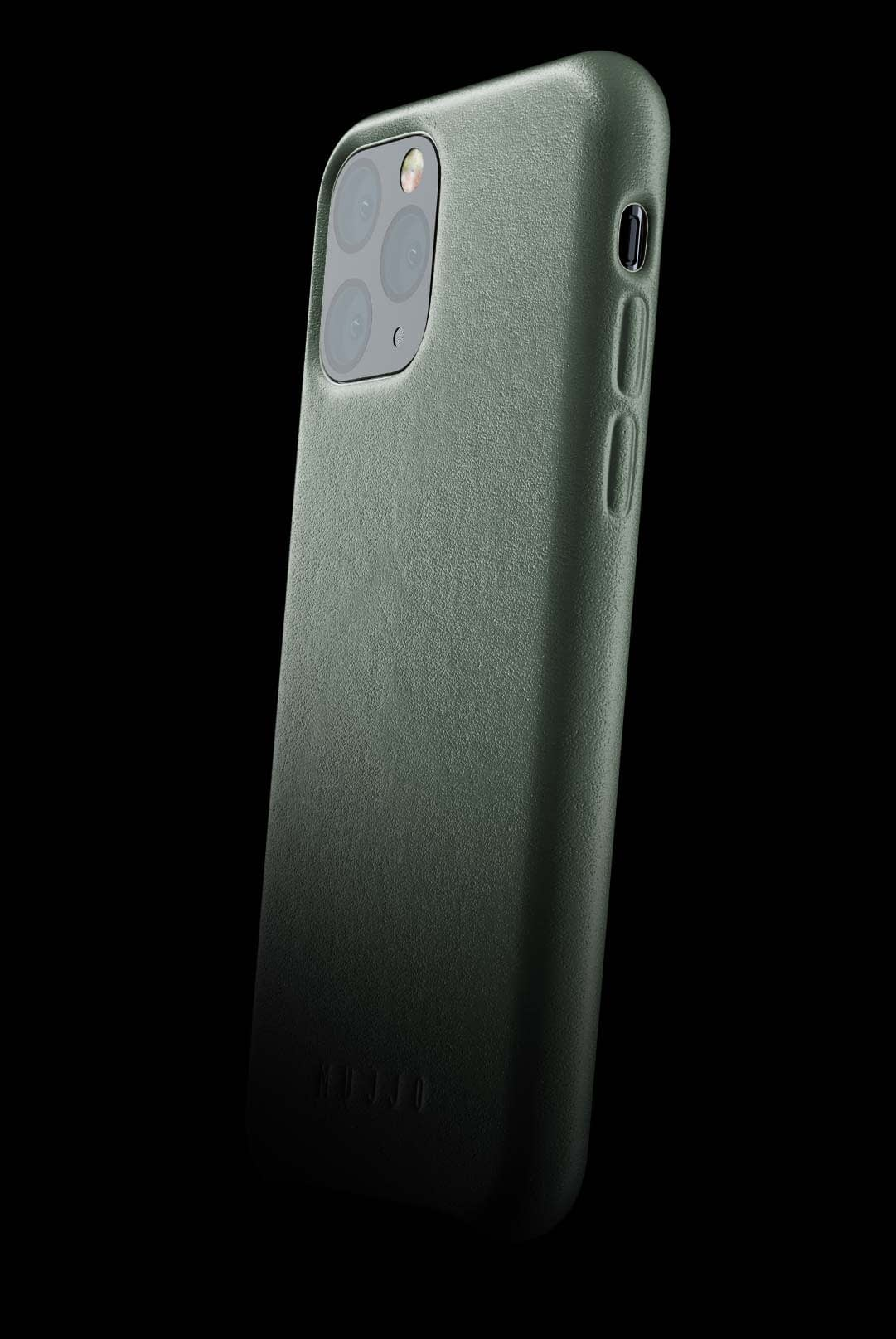 full leather case for iphone 11 pro slate green 002