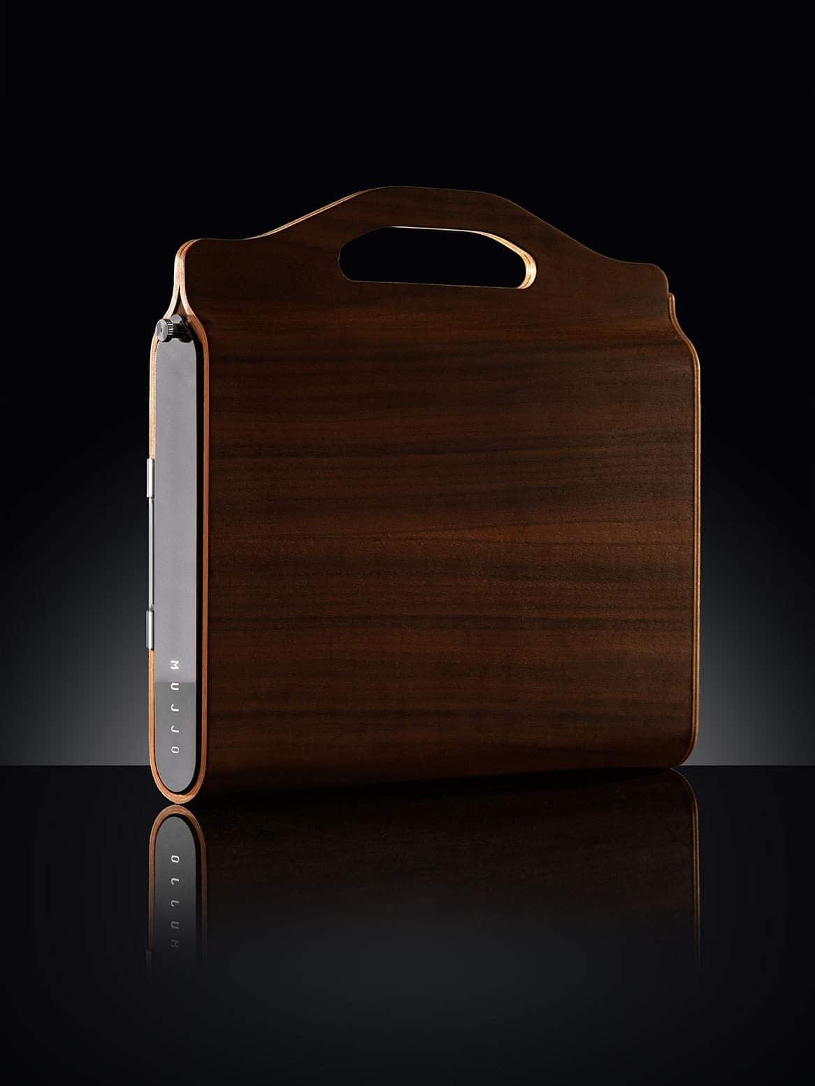 Wooden case for Macbook 002