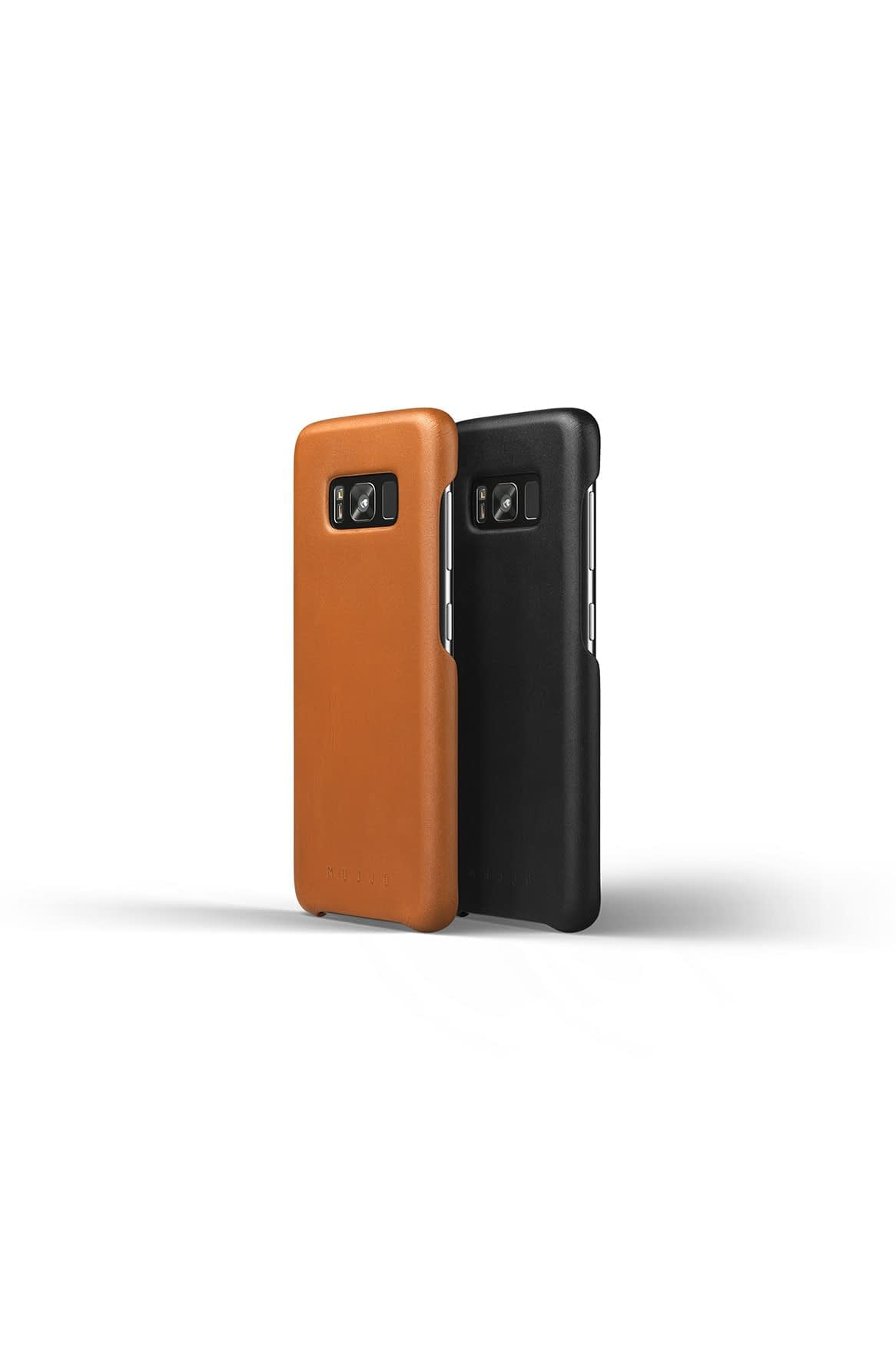 Leather case for Galaxy S8 Saddle Tan Line up 1
