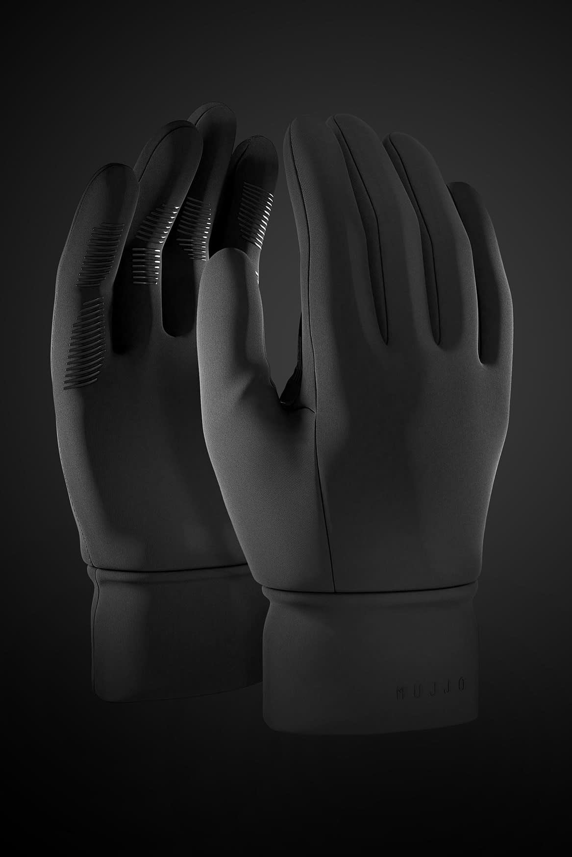 Insulated Touchscreen Gloves 03