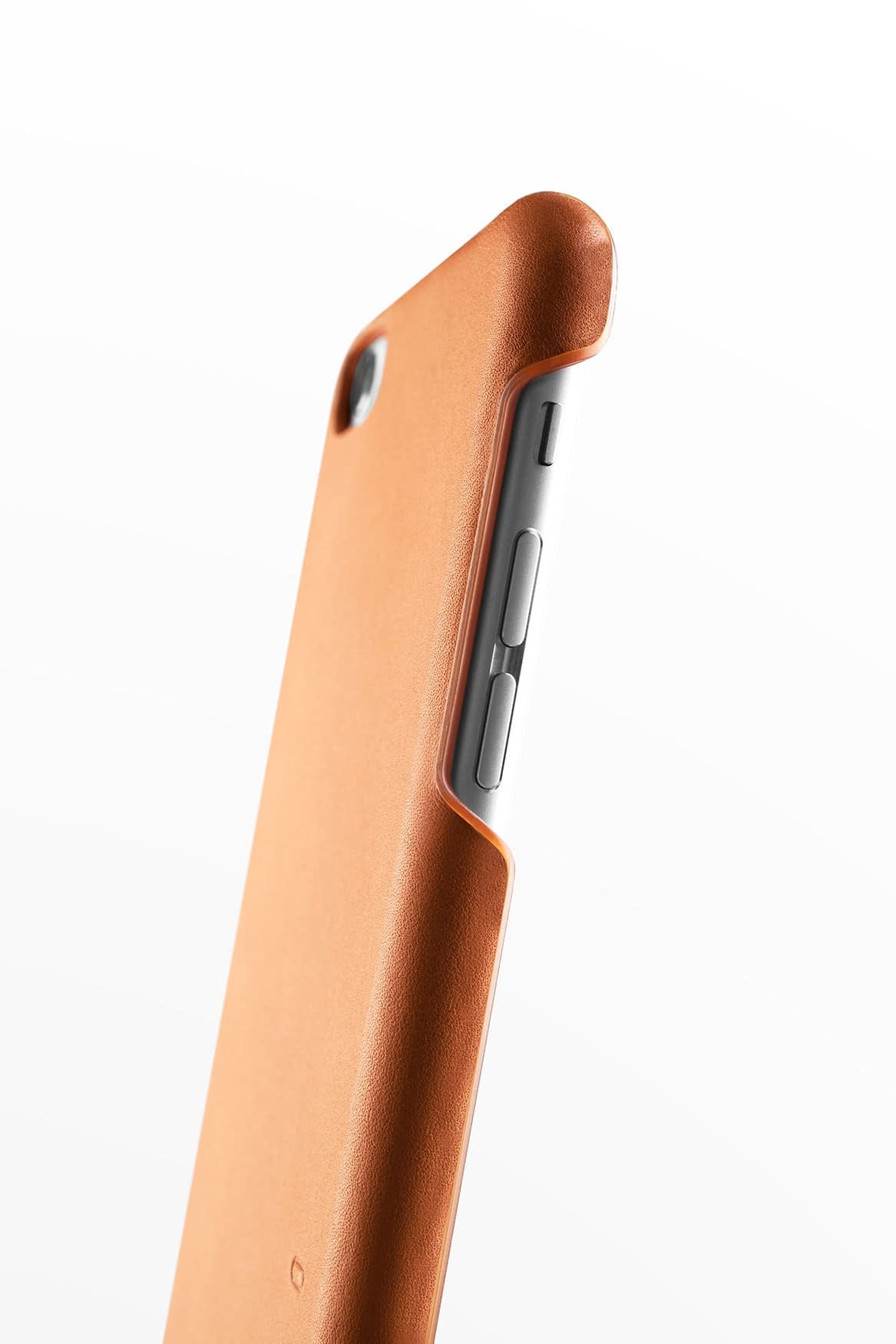 Leather Case for iPhone 6s Plus Tan 006