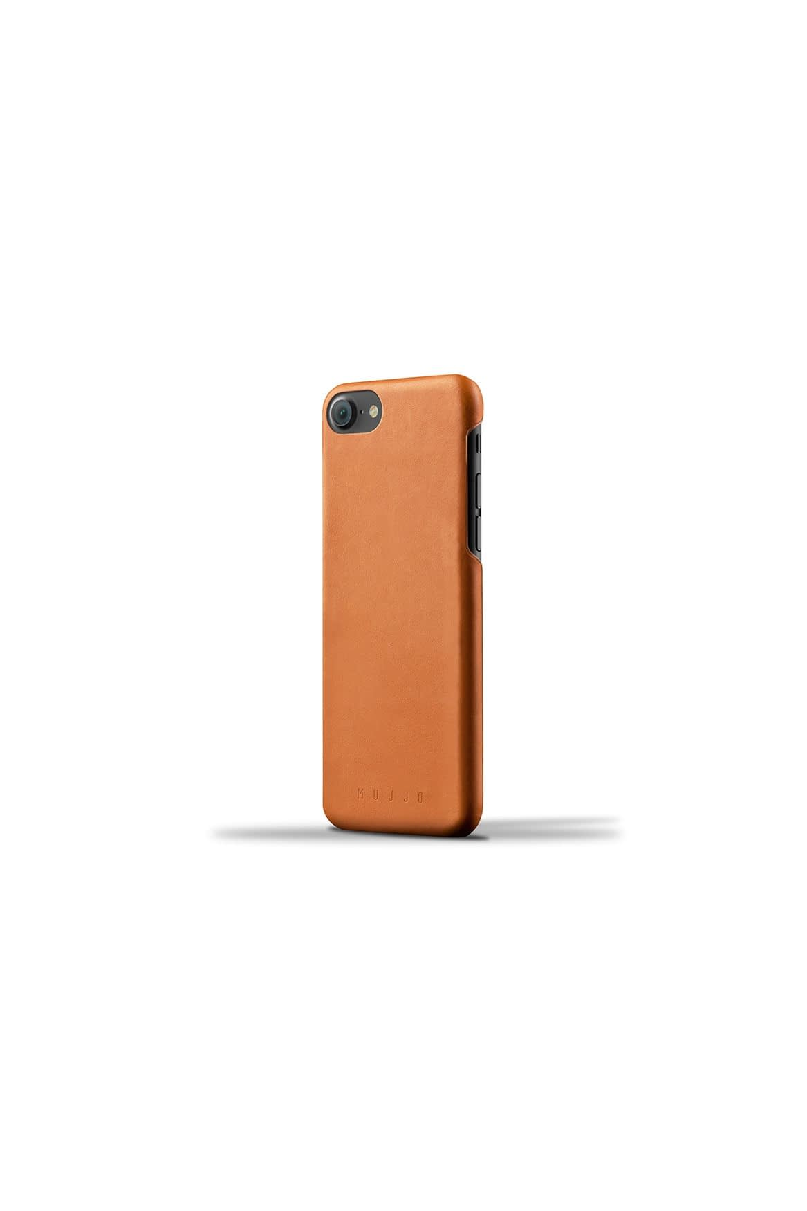 Leather Case for iPhone 7 Tan Studio 003