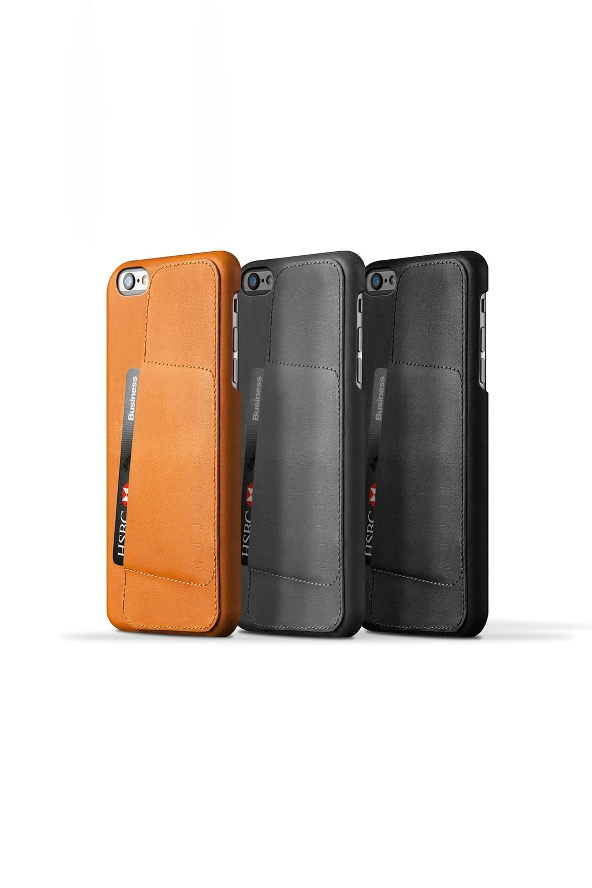 Leather Wallet Case 80° for iPhone 6 Plus lineup