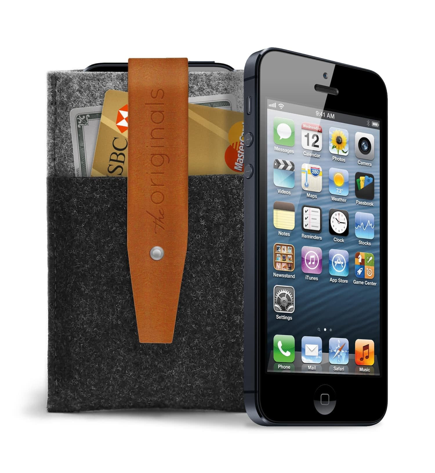 iphone 5 wallet sleeve and iphone black originals collection
