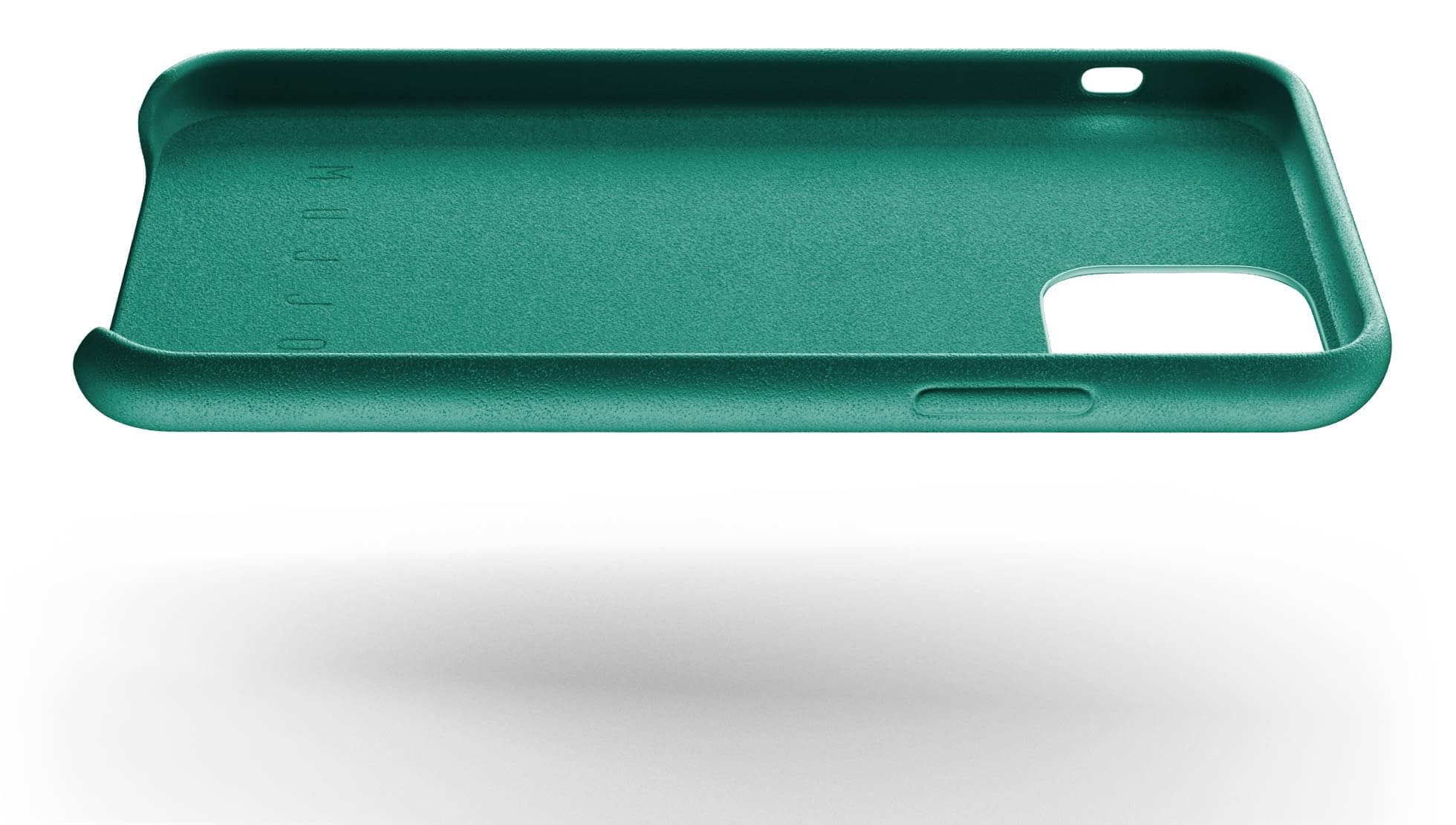 full leather wallet case for iphone 11 alpine green 004