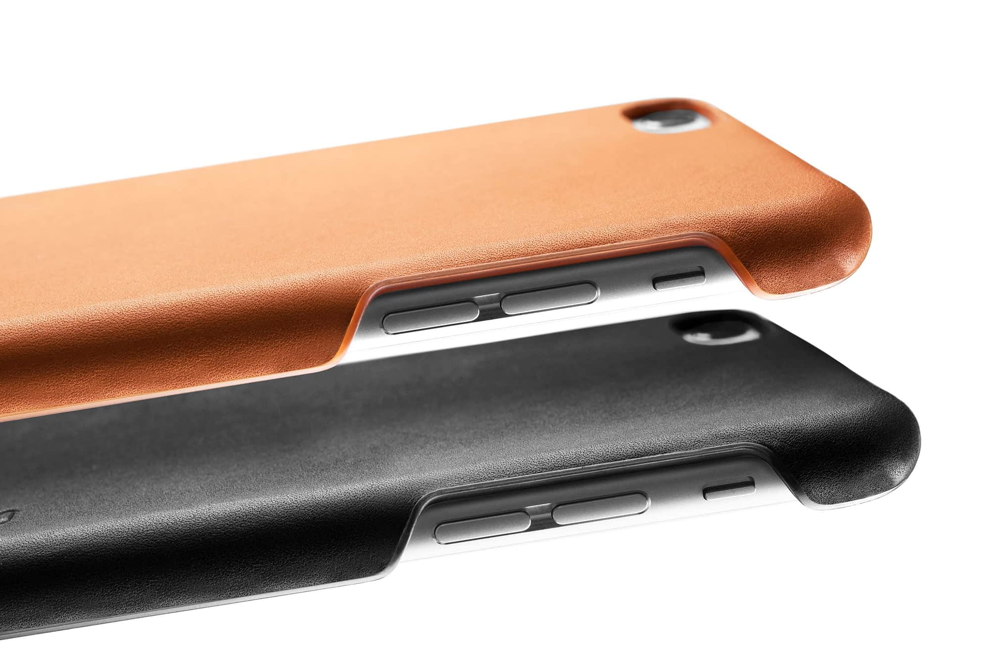 Leather Case for iPhone 6s Plus Tan 017