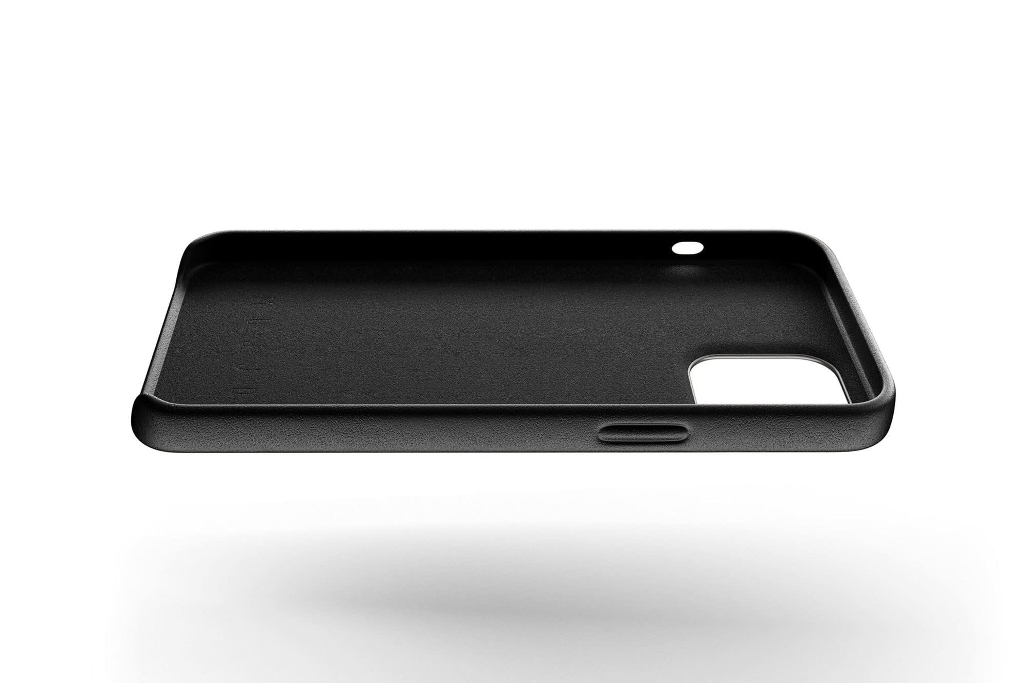 Full Leather Case for iPhone 12 Pro Max Black 04 1