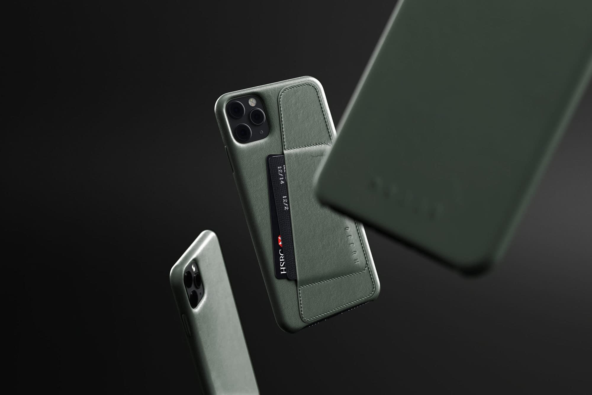 Full Leather Wallet Cases for iPhone 11 Pro and Pro Max 10