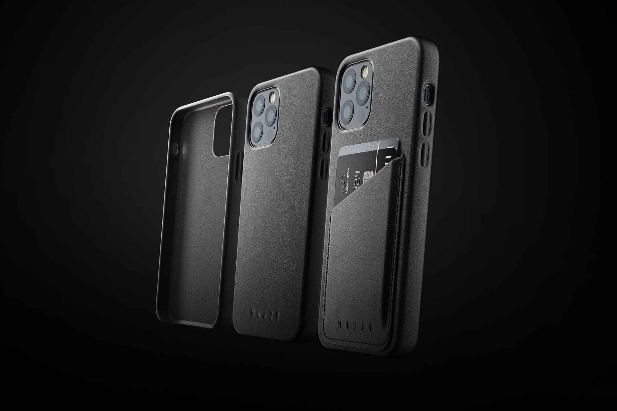 Full Leather Watllet Cases for iPhone 12 Hero 02 1
