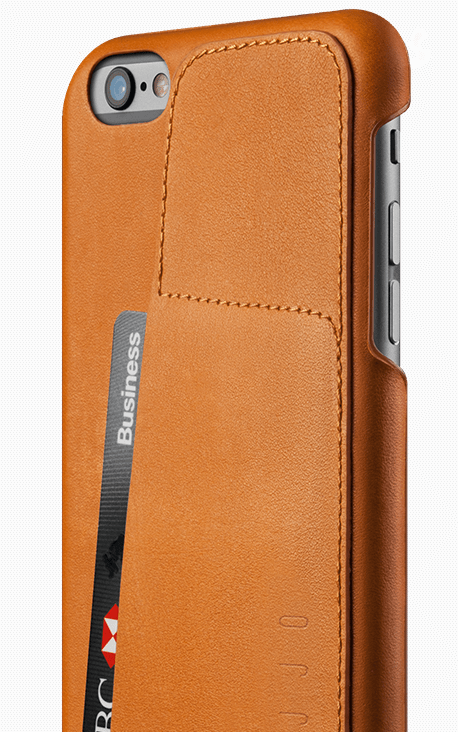 leather wallet case 80 for iphone 6s plus tan 002