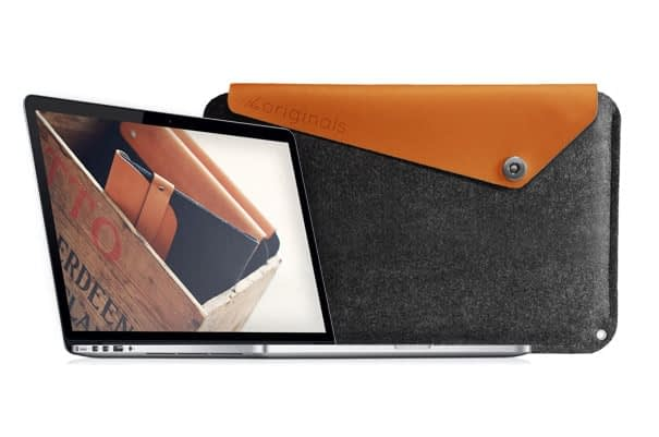 Macbook Pro Retina 15 Sleeve Originals Collection