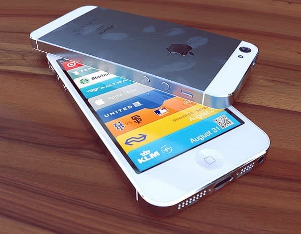 the new iphone iphone 5