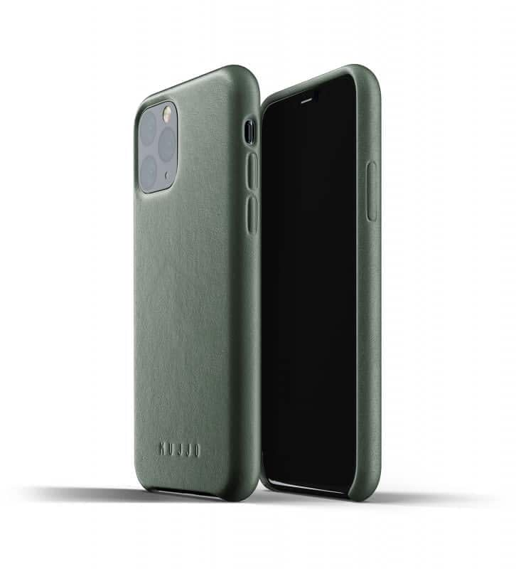 Full leather case for iPhone 11 Pro Slate Green Thumbnail 01 726x800