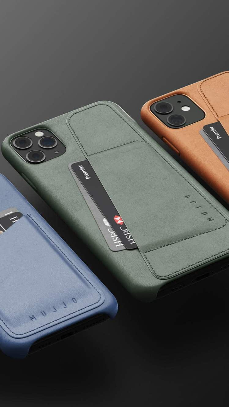 Full Leather (Wallet) Cases for iPhone 11 Pro (and Pro Max) 14