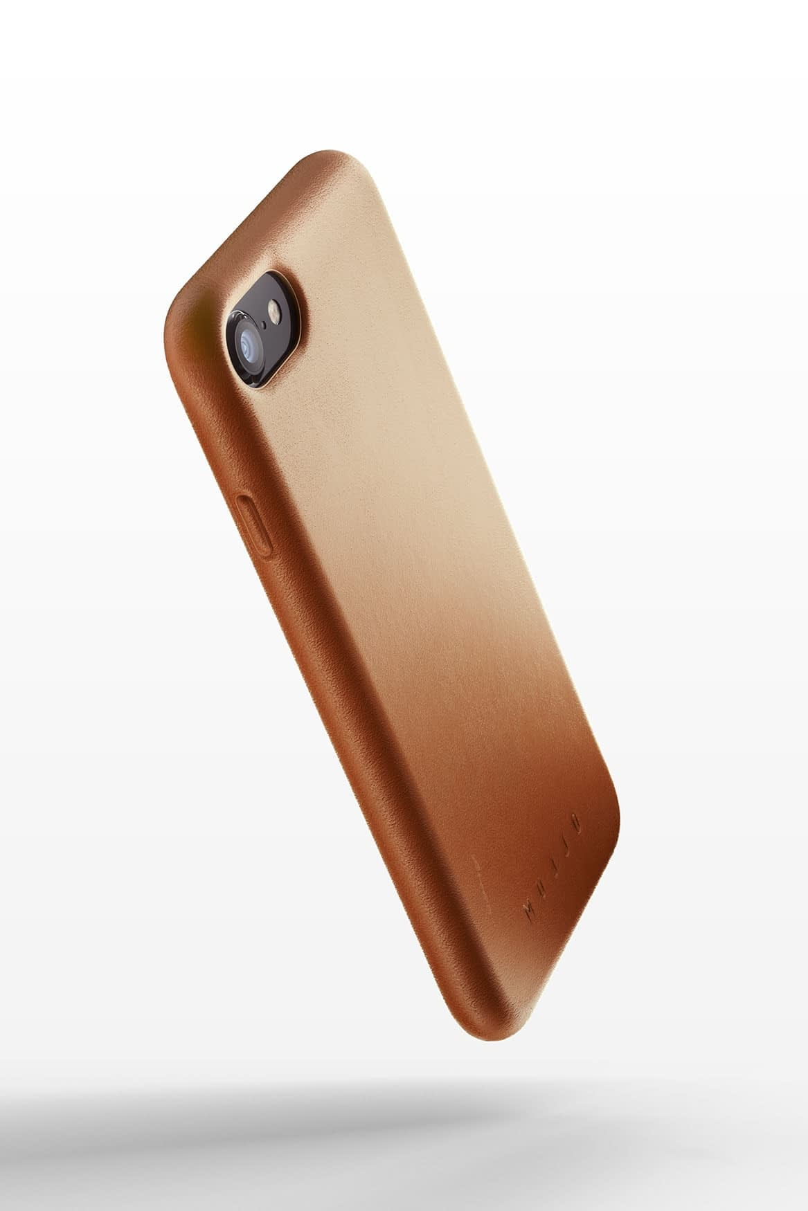 Full leather case for iPhone 8 Tan 01
