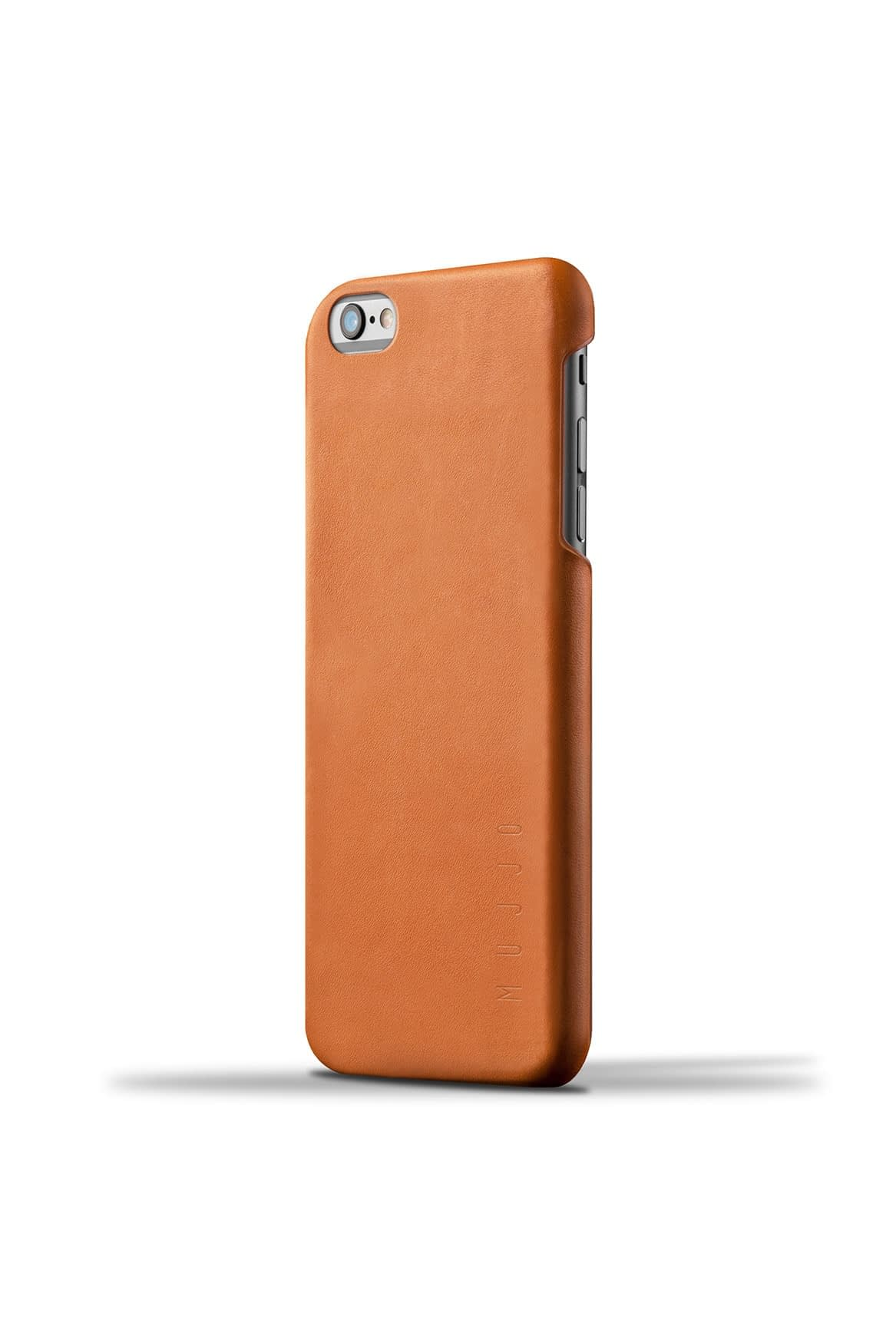 Leather Case for iPhone 6s Plus Tan 001