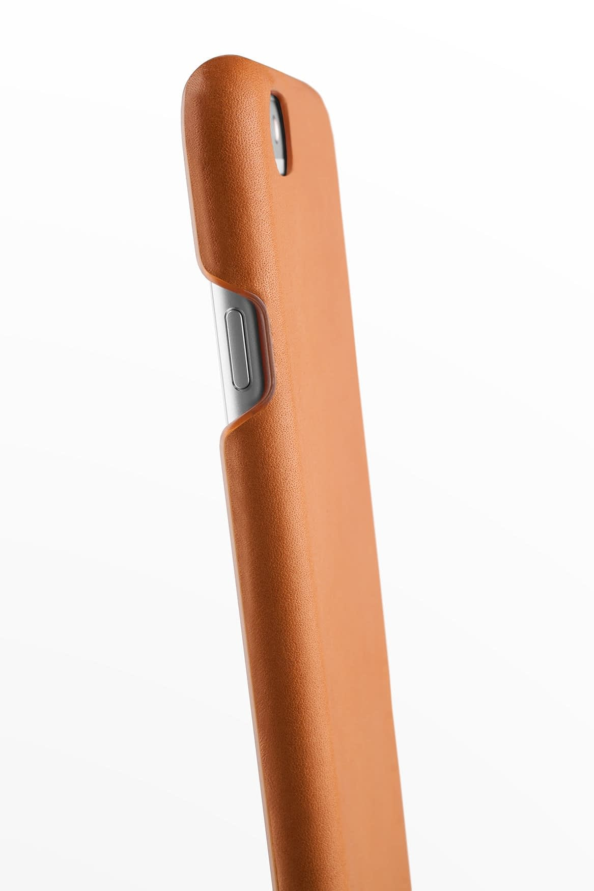 Leather Case for iPhone 6s Plus Tan 007