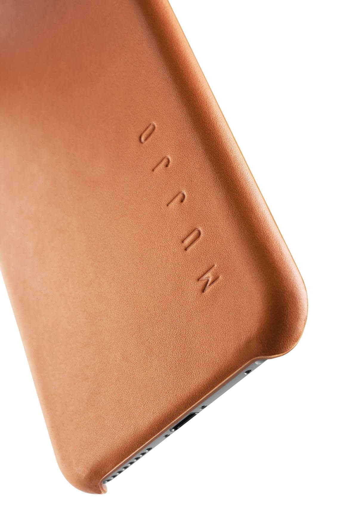 Leather Case for iPhone 6s Plus Tan 008