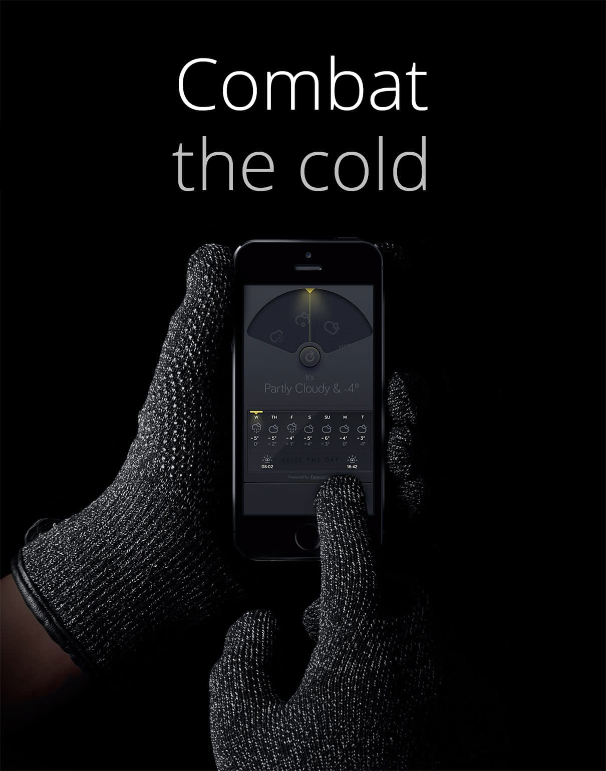 combat the cold