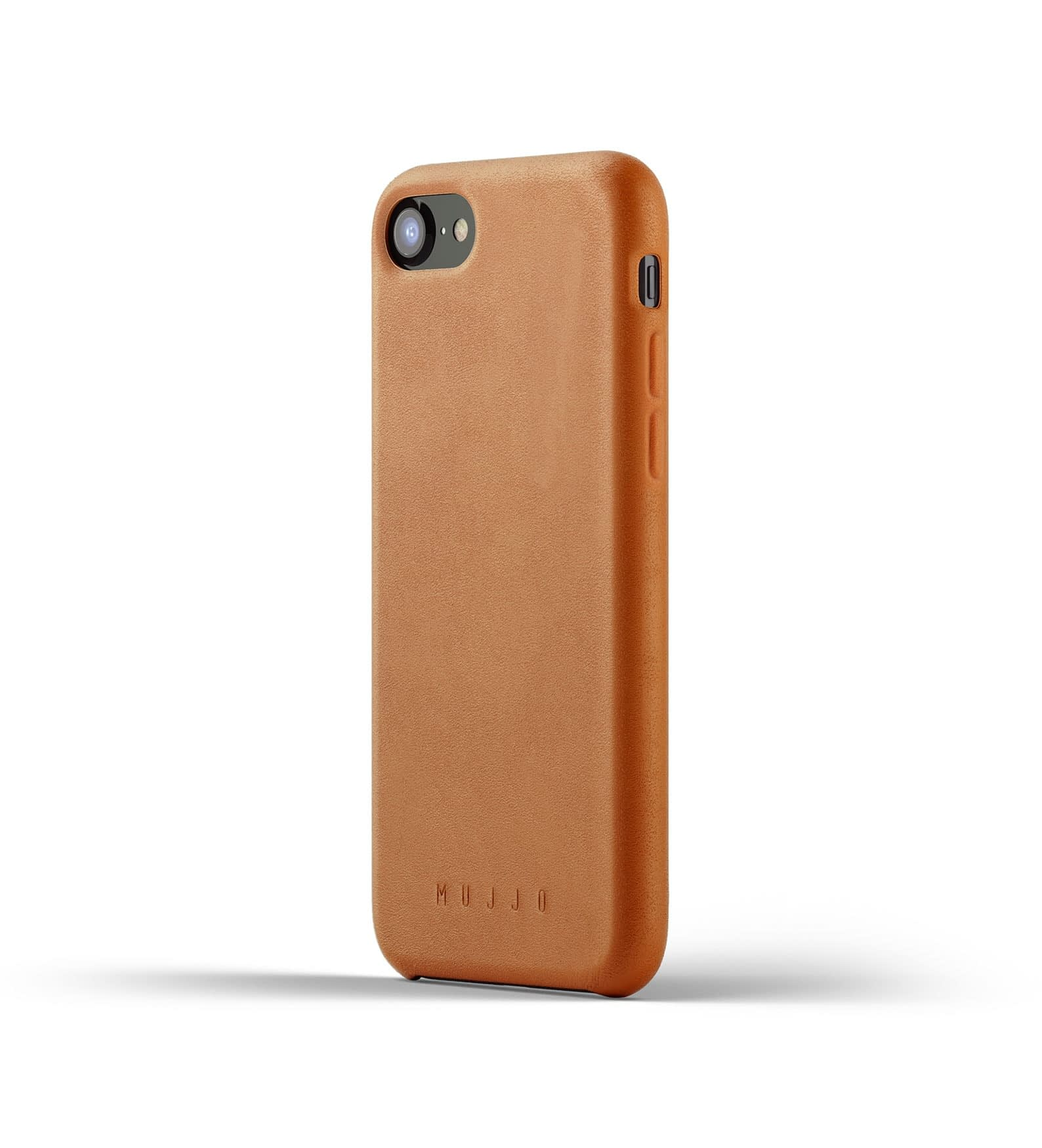 Full Leather Case for iPhone 8 7 Tan Thumbnail 1