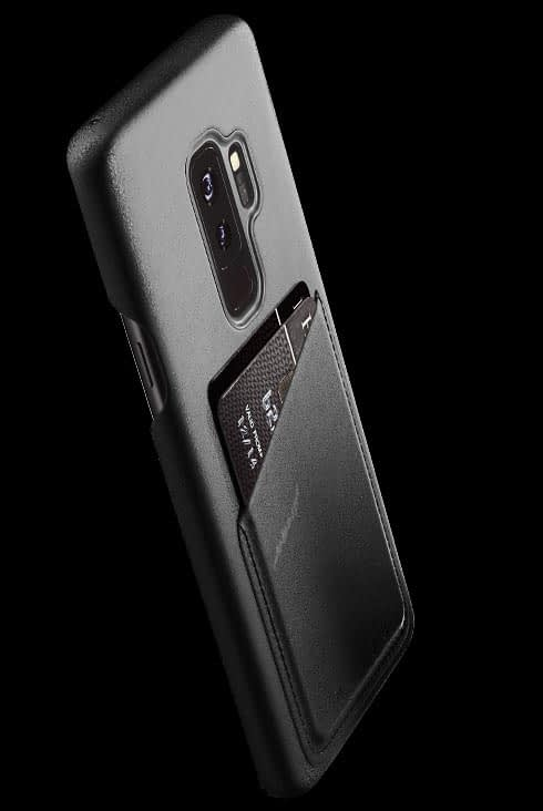 full leather wallet case for galaxy s9 plus black 002