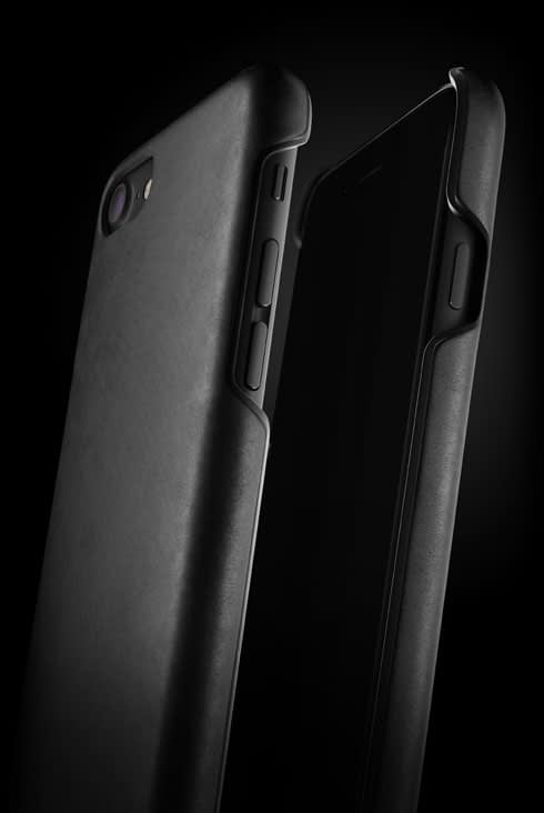leather case for iphone 7 black 002