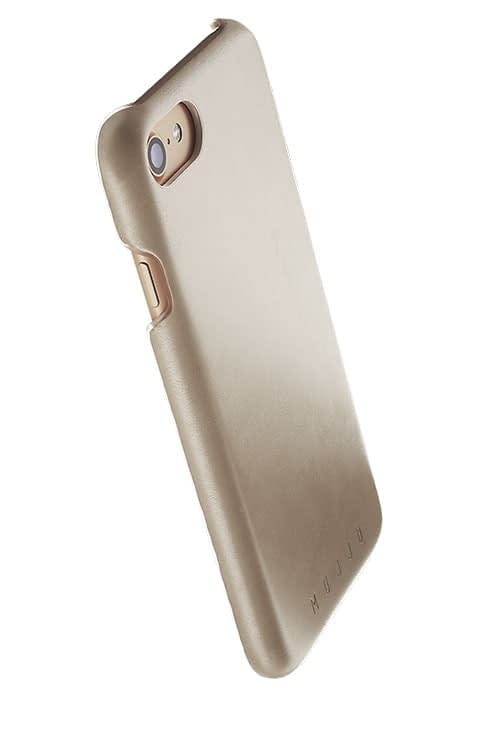 leather case for iphone 8 champagne 002