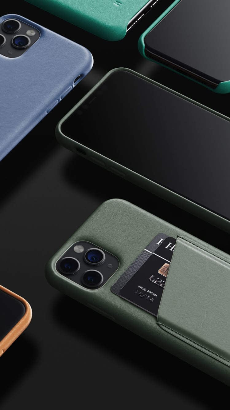 Full Leather (Wallet) Cases for iPhone 11 Pro (and Pro Max) 12